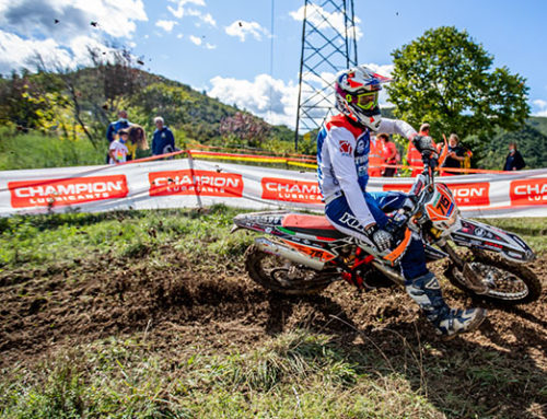 Nice Start For The Champion Enduro Open World Cup!