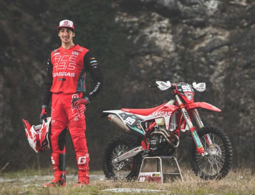 GASGAS return to EnduroGP with Andrea Verona