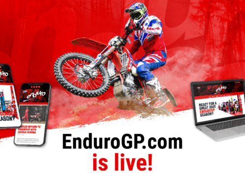 New EnduroGP website
