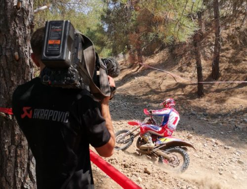 Vigneau and Co to produce 2021 FIM Enduro World Championship TV coverage
