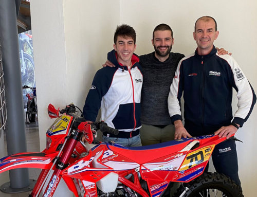 New Beta Junior team for 2021 set to develop future EnduroGP stars