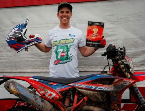 Steve Holcombe interview, catching up with the champ!