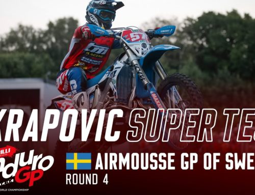 Akrapovic Super Test highlights, AIRMOUSSE GP of Sweden