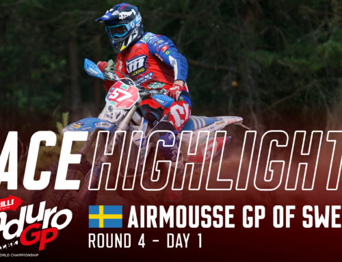 Day 1 highlights, AIRMOUSSE GP of Sweden