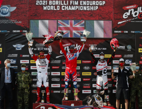 Freeman Tops Day Two At AIRMOUSSE GP Of Sweden