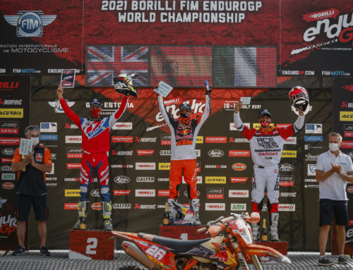Double Delight As Josep Garcia Tops Day Two At GP of Estonia