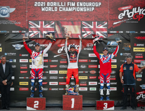 Champions Crowned On Day One Of EnduroGP France