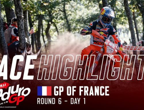 GP of France, Day 1 highlights